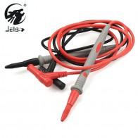Jelbo 1000 В 20A мультиметр ручка концом Универсальный метр медь иглы Тестовая таблица ручка Цифровой тест приводит расширение провода кабель купить на AliExpress