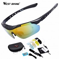 US $12.5 55% OFF|WEST BIKING Polarized Cycling Glasses Anti fog Sunglasses Sport Bicycle Glasses With Mypia Frame MTB Bike Goggles Eyewear 5 Lens-in Cycling Eyewear from Sports & Entertainment on Aliexpress.com | Alibaba Group
