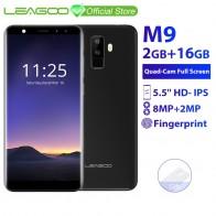 3236.18 руб. 34% СКИДКА|Leagoo M9 3 г смартфон 5.5