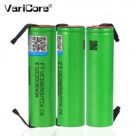 US $3.72 27% OFF|VariCore VTC6 3.7V 3000mAh 18650 Li ion Battery 30A Discharge for  US18650VTC6 Tools e cigarette batteries+DIY Nickel sheets-in Replacement Batteries from Consumer Electronics on AliExpress - 11.11_Double 11_Singles