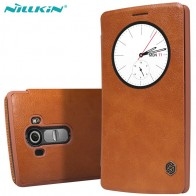 US $12.84 |Original Nillkin for LG G4 Quick Circle Case for LG G4 H810 H815 VS999 F500 H818 LS991 Flip Leather Cover Sleep Wake Phone Shell-in Flip Cases from Cellphones & Telecommunications on Aliexpress.com | Alibaba Group