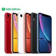 Смартфон Apple iPhone XR 64 GB [Ростест, новый, не восстановленный, SIM любых операторов, официальная гарантия] on AliExpress