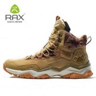 3318.57 руб. 47% СКИДКА|RAX/мужские новые походные ботинки натуральная кожаная спортивная обувь водонепроницаемая походная обувь противоскользящие горные ботинки 63 5B370-in Походная обувь from Спорт и развлечения on Aliexpress.com | Alibaba Group