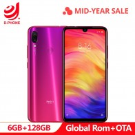 US $277.89 |Official Global Rom Xiaomi Redmi Note 7 Pro 6GB RAM 128GB ROM Octa Core Processor 48MP IMX586 Camera 4000mAh Smartphone-in Cellphones from Cellphones & Telecommunications on Aliexpress.com | Alibaba Group