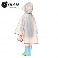 595.92 руб. 43% СКИДКА|Qian rainproof непроницаемой детский плащ Пластик прозрачный; эва дождевик Водонепроницаемый детская непромокаемая одежда плащ дождевик-in Плащи from Дом и сад on Aliexpress.com | Alibaba Group