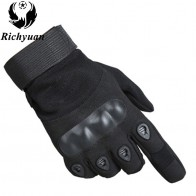 300.62 руб. 20% СКИДКА|Армейские военные тактические перчатки Пейнтбол страйкбол стрельба боевые противоскользящие велосипедные жесткие перчатки на полный палец купить на AliExpress