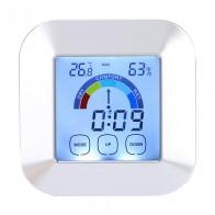 539.07 руб. 49% СКИДКА|Крытый Цифровой термометр гигрометр Температура Влажность метр тестер таймер уровень комфорта Дисплей купить на AliExpress