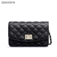 US $67.87 |SENDEFN Luxury Ladies Casual Crossbody Bags Leather Small Diamond Lattice Shoulder Bag Women Cellphone Bag High Quality 7233 6-in Top-Handle Bags from Luggage & Bags on Aliexpress.com | Alibaba Group