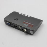 938.88 руб. 38% СКИДКА|LumiParty HDMI 1080 P DVB T/T2 ТВ коробка AV CVBS тюнер приемник с пультом дистанционного управления Управление HDMI HD 1080 P VGA DVB T2 ТВ коробка купить на AliExpress