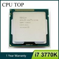 8159.76руб. |Intel i7 3770K четырехъядерный LGA 1155 3,5 ГГц 8 Мб Кэш с HD графическим 4000 TDP 77 Вт настольный процессор i7 3770K-in ЦП from Компьютер и офис on AliExpress - 11.11_Double 11_Singles