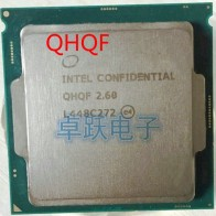 9354.18 руб. |QHQF Инженерная версия INTEL I7 Процессор Q0 SKYLAKE как QHQG 2,6G 1151 8WAY 95 W DDR3L/DDR4 графическое ядро HD530 Бесплатная доставка-in ЦП from Компьютер и офис on Aliexpress.com | Alibaba Group
