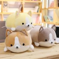 US $7.06 16% OFF|30/45/60cm Cute Corgi Dog Plush Toy Stuffed Soft Animal Cartoon Pillow Lovely Christmas Gift for Kids Kawaii Valentine Present-in Stuffed & Plush Animals from Toys & Hobbies on Aliexpress.com | Alibaba Group
