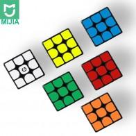 294.26 руб. 10% СКИДКА|Xiaomi Mijia Giiker M3 Магнитный куб 3x3x3 яркий цвет квадратный магический куб головоломка научное образование не работает с приложением Giiker-in Умный пульт управления from Бытовая электроника on Aliexpress.com | Alibaba Group