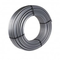 Купить Сшитый полиэтилен PE-Xa/EVOH, 16x2,2мм, серый (100M) VER-PRO в Ульяновске - Трубы из сшитого полиэтилена