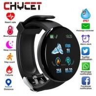 2019, Bluetooth, Смарт часы, мужские, кровяное давление, круглые, умные часы, женские часы, водонепроницаемые, спортивный трекер, WhatsApp для Android Ios