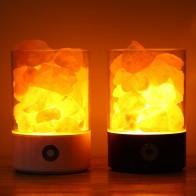 861.2 руб. 30% СКИДКА|USB Реальная ГИМАЛАЙСКАЯ СОЛЬ кристалл лампа камень хорошо для здоровья небольшой минеральный отрицательный ионическая окаменелая Лава соль ночник для спальни-in Ночники from Лампы и освещение on Aliexpress.com | Alibaba Group