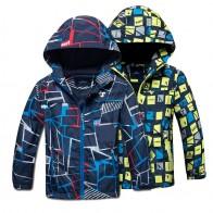 719.89 руб. 33% СКИДКА|2019 детская верхняя одежда из флиса на весну осень теплая спортивная детская одежда водонепроницаемые ветрозащитные куртки для мальчиков от 4 до 12 лет, 2 цвета-in Куртки и пальто from Мать и ребенок on Aliexpress.com | Alibaba Group