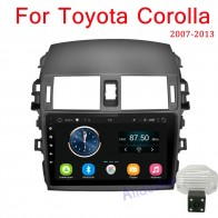 8832.3 руб. 28% СКИДКА|Android 8,1 автомобилей Радио мультимедийный плеер для Toyota Corolla E140/150 2008 2009 2010 2011 2012 2013 стерео gps навигации 2 din купить на AliExpress