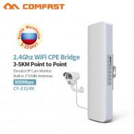 3417.27 руб. |300 Мбит/с беспроводной Открытый CPE мост 2,4 г Long Range точка доступа встроенный 14dBi направленная антенна купить на AliExpress