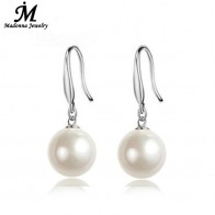 US $0.75 50% OFF|2016 High Quality Fashion Fine simulated Pearl stud Earrings Silver plated Jewelry For Women Party Jewelry Wholesale-in Stud Earrings from Jewelry & Accessories on Aliexpress.com | Alibaba Group