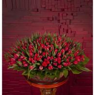 """Доставка цветовРоссияМоскваКомпозиция """"Румба"""" (301 или 501) - Цветы и Шары"""
