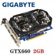 2597.0 руб. |Б/у GIGABYTE Графика карты GTX 660 2 GB 192Bit GDDR5 видеокарты для nVIDIA Geforce GTX660 2 г б/у VGA Графический адаптер-in Графические карты from Компьютер и офис on Aliexpress.com | Alibaba Group