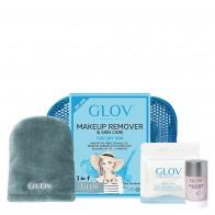 Дорожный набор для очищения сухой кожи GLOV Travel Set Dry Skin