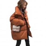 3805.13руб. 50% СКИДКА|Зимняя куртка, женские пальто, парки, уплотненный пуховик с хлопковой подкладкой, пальто, верхняя одежда, большие размеры, длинный рукав, Женское пальто, парка, Q641-in Парки from Женская одежда on AliExpress - 11.11_Double 11_Singles