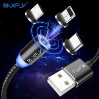 US $1.7 25% OFF|RAXFLY Magnetic Cable For iPhone XR XS Max Magnetic USB Charging Wire Micro USB Type C Cable For Samsung Xiaomi Magnet Charger-in Mobile Phone Cables from Cellphones & Telecommunications on Aliexpress.com | Alibaba Group