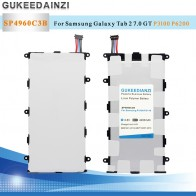 436.97 руб. 25% СКИДКА|GUKEEDIANZI планшет литий ионный полимерный сменный Батарея SP4960C3B 4200 мАч для Samsung Galaxy Tab 2 7,0 GT P3100 P3110 P3113 P6200-in Батареи для планшетов и резервное питание from Компьютер и офис on Aliexpress.com | Alibaba Group