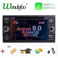 US $198.39 38% di SCONTO|DSP IPS 2 din Android 9.0 4G Auto DVD GPS Per Ford Mondeo S max Fuoco C MAX Galaxy fiesta transit Fusion Collegare kuga LETTORE DVD-in Lettore multimediale per auto da Automobili e motocicli su Aliexpress.com | Gruppo Alibaba