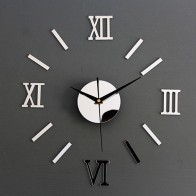 US $2.14 22% OFF|Creative Digital Wall Clock Sticker Watch Modern Design Clock DIY Clocks On Wall Kitchen Clock Living Room Home Decor-in Wall Stickers from Home & Garden on Aliexpress.com | Alibaba Group