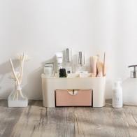 US $4.49 46% OFF|Plastic Up Organizer Box Sieraden Nagellak Cosmetica Opbergdozen Toiletartikelen Badkamer Make Planken Lade Desktop-in Make-up Organizers van Huis & Tuin op Aliexpress.com | Alibaba Groep - Красивые системы хранения для дома