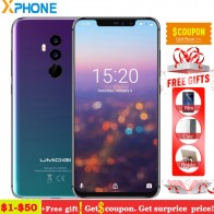 US $136.63 |UMIDIGI Z2 6GB 64GB Dual 4G Android 8.1 Face Fingerprint ID 6.2 inch Smartphone MTK6763 Octa Core Cell Phone Global 4G OTG Phone-in Cellphones from Cellphones & Telecommunications on Aliexpress.com | Alibaba Group