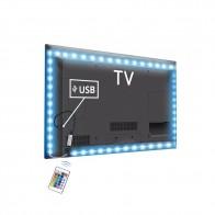 70.0 руб. 42% СКИДКА|Светодиодная лента с питанием от USB 5 в постоянного тока 2835 RGB/белый/теплый белый водонепроницаемый Светодиодный светильник 1 м 2 м 3 м 4 м 5 м ТВ фоновое освещение-in Светодиодные ленты from Лампы и освещение on Aliexpress.com | Alibaba Group