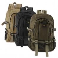 734.32 руб. 43% СКИДКА|Мужской холщовый рюкзак с защитой от кражи, винтажный ранец, рюкзак для школы, дорожная сумка на плечо, водонепроницаемый большой емкости, рюкзак для ноутбука-in Рюкзаки from Багаж и сумки on Aliexpress.com | Alibaba Group