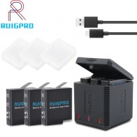 US $9.33 14% OFF|New 3 Way slot Battery Charger LED Charging Box Carry Case Battery Housing for GoPro Hero 7 6 5 Black  Accessories Battery Case-in Sports Camcorder Cases from Consumer Electronics on Aliexpress.com | Alibaba Group