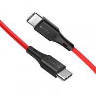 BlitzWolf® BW-TC17 3A USB PD Type-C до Type-C Кабель для передачи данных 3 фута / 0,9 м для iPad Pro Macbook Pocophone F1