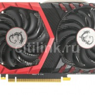 Видеокарта MSI nVidia  GeForce GTX 1050TI ,  GTX 1050 TI GAMING 4G