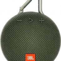 Купить Портативная колонка JBL Clip 3,  3.3Вт, зеленый в интернет-магазине СИТИЛИНК, цена на Портативная колонка JBL Clip 3,  3.3Вт, зеленый (1201743) - Москва