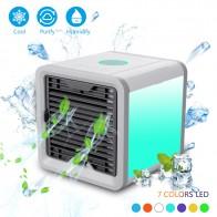 333.9 руб. 49% СКИДКА|Портативный мини USB кондиционер увлажняюший очиститель 7 цветов легкий Настольный вентилятор охладитель воздуха вентилятор для офиса дома-in Вентиляторы from Техника для дома on Aliexpress.com | Alibaba Group