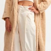 Женское пальто Dilvin ME-101A06824_Açık Bej - Пальто пастельных тонов