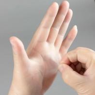 100 PCs Продовольственная одноразовые резиновые перчатки Pvc Толстая резина / Питание Врачи носят специальную хирургию – купить по низким ценам в интернет-магазине Joom - Маски и перчатки на Joom