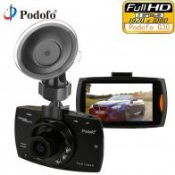 1246.35 руб. 35% СКИДКА|Podofo Автомобильная камера G30 Full HD 1080 P 2,7