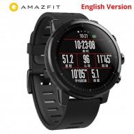 11115.74 руб. |Купон $6 Xiaomi Huami Amazfit Stratos 2 Английская версия Смарт часы с gps PPG монитор сердечного ритма 5ATM Водонепроницаемый спортивные Smartwatch-in Смарт-часы from Бытовая электроника on Aliexpress.com | Alibaba Group