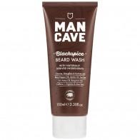 Шампунь для бороды с древесно-пряным ароматом ManCave Beard Wash— Blackspice 100мл - Для ухода за бородой