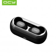 1298.1 руб. 75% СКИДКА|QCY QS1 T1C Mini Dual V5.0 Беспроводной наушники Bluetooth наушники 3D стерео звук наушники с двойной микрофон и зарядным устройством-in Наушники и гарнитуры from Бытовая электроника on Aliexpress.com | Alibaba Group