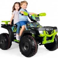 Квадроцикл Peg Perego Polaris Sportsman 850 Lime OD05330 - Детские электромобили
