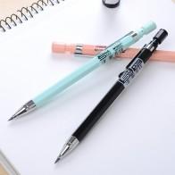 41.85 руб. 12% СКИДКА|1 шт. креативный механический карандаш карамельного цвета 2,0 мм карандаши