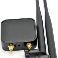 838.61 руб. 5% СКИДКА|RaLink RT3572 Двухдиапазонный 600 Mbps WiFi USB адаптер WiFi адаптер с 2 x 6dBi внешняя антенна WiFi для телевизоров Samsung Windows 7/8/10-in Сетевые карты from Компьютер и офис on Aliexpress.com | Alibaba Group